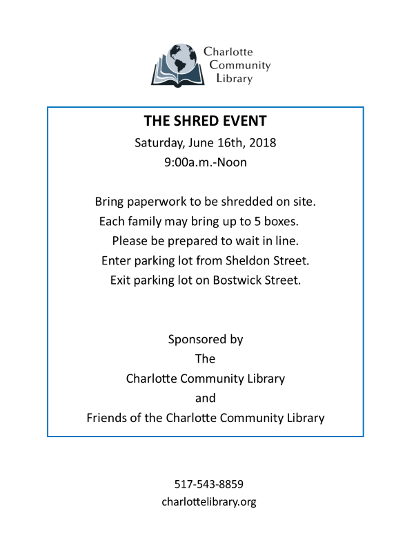 The Shred Event
