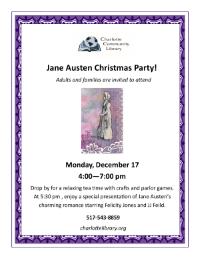 Jane Austen Christmas