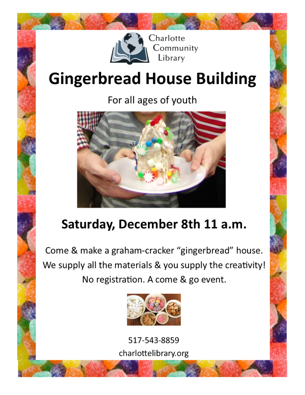 Gingerbread House, All ages