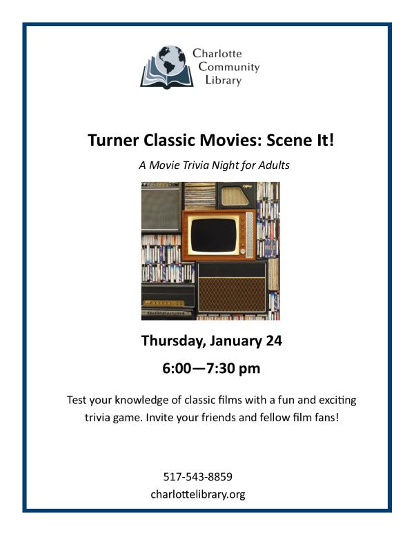 Turner Classic Movie Trivia Night