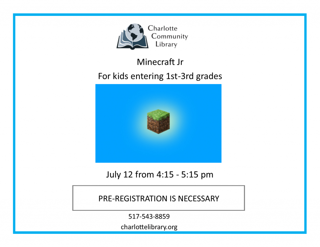 Minecraft Jr