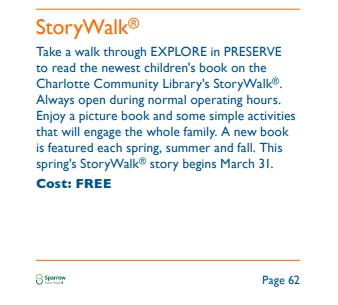 StoryWalk® AL!VE link