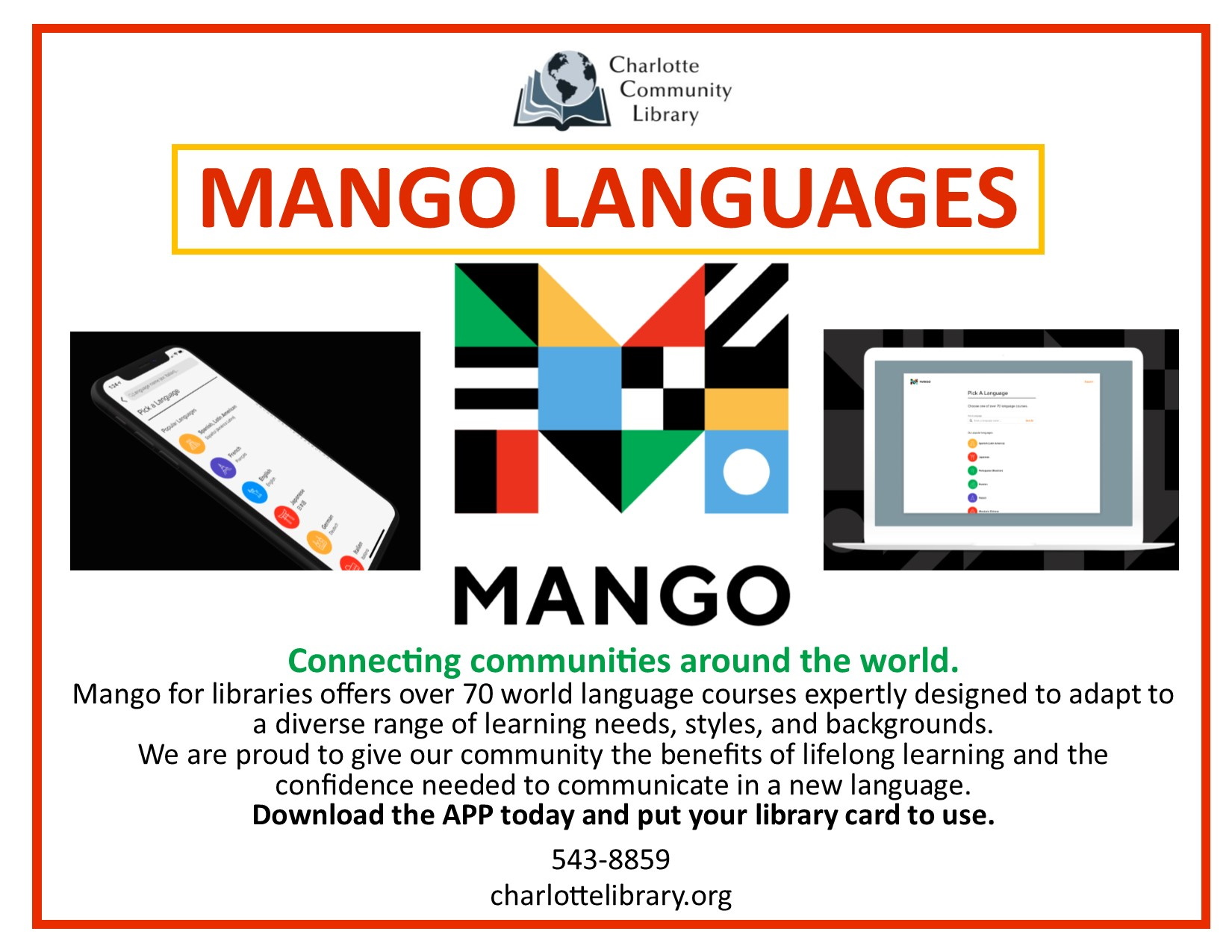 Use Mango Languages